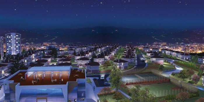 Mebuskent'te sağlığa yatırım