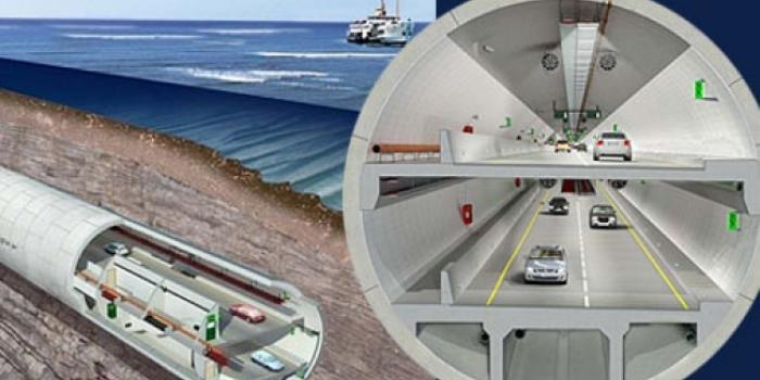 3 Katlı İstanbul Tüneli'ne 12 firmadan teklif