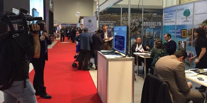 Pana Yapı projeleri RecExpo'da tanıtıldı