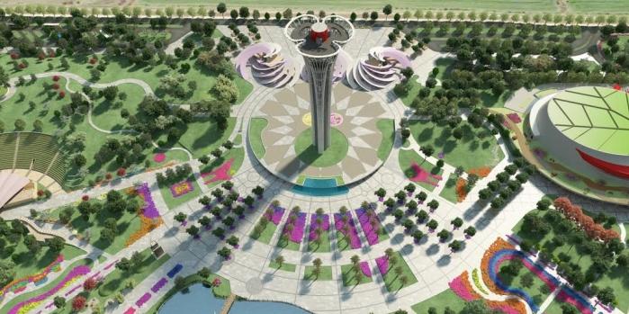 Expo Kule'nin Seyir Terası 120 metreye çekilecek