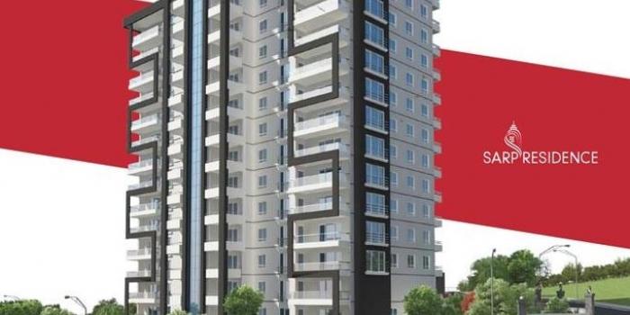 Sarp Residence Ankara'da yükseliyor