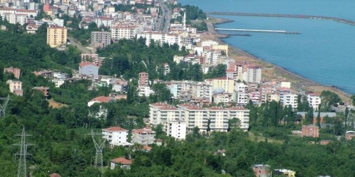 Trabzon vakfıkebir toki