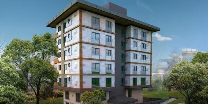 Elysium apartments lale projesi