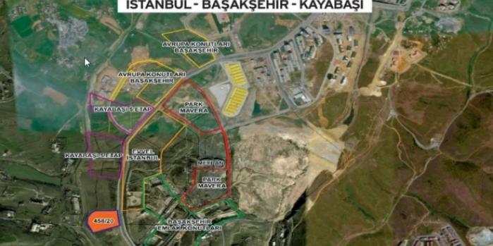 İstanbul Kayabaşı Emlak Konut ihalesi 12 Ocak'ta