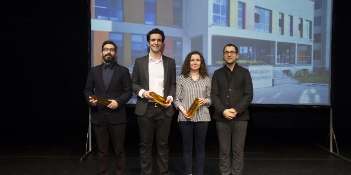 Arkitera Genç Mimar Ödülü PAB Mimari'nin