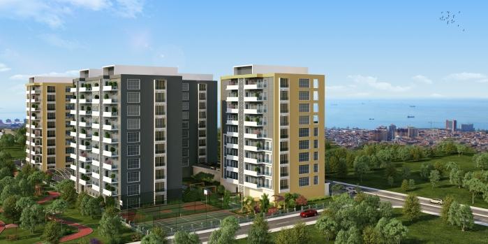 Bakırköy City projesi satışa sunuldu