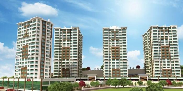 Gümüş Şehir Evleri Ankara Etlik'te yükseliyor