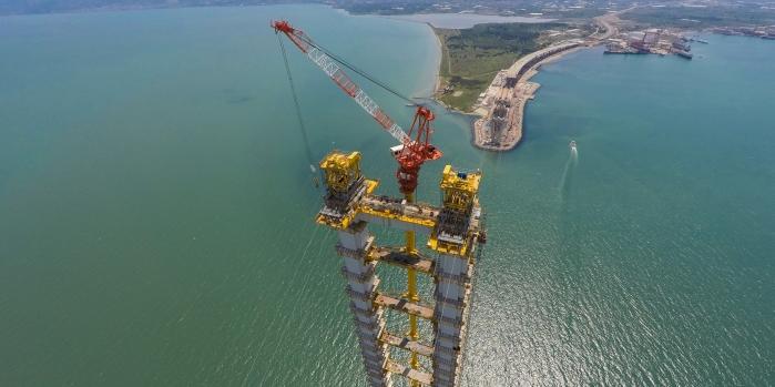 Türkiye'nin çehresi mega projelerle değişecek