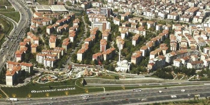 Sultangazi kentsel dönüşüm
