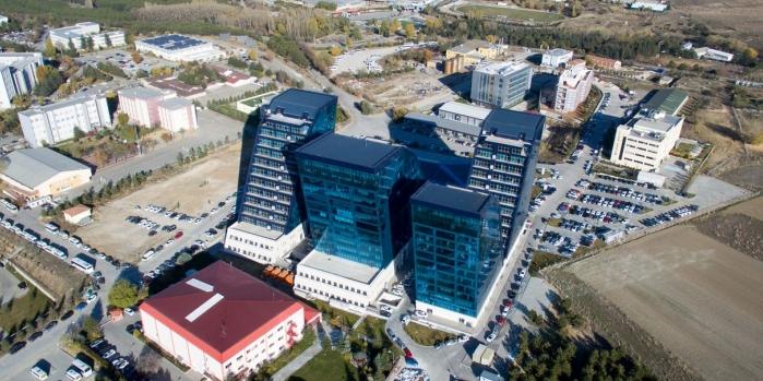 Dünyada bir ilk: Akıllı kampüs