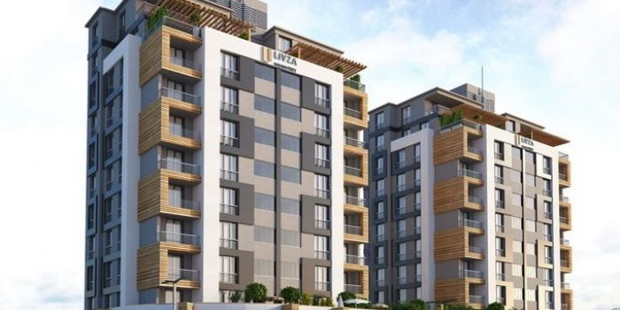 Livza Mahmutbey projesinde fiyatlar 450 bin TL'den başlıyor