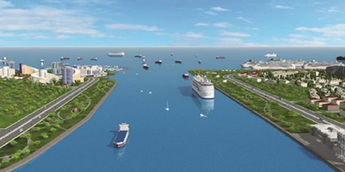 Kanal İstanbul nerede?