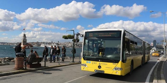 İETT'den metrobüse alternatif hat atağı