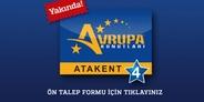 Avrupa Konutları Atakent 4 yakında satışta!