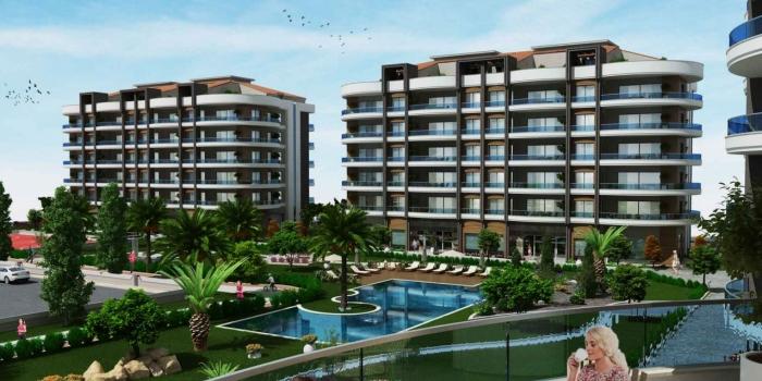 Mavişehir residence milas