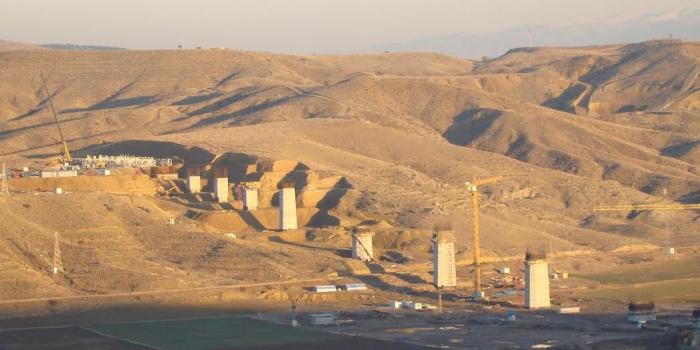 Ankara sivas yüksek hızlı tren projesi