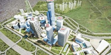 İstanbul Finans Merkezi'ne Dubai modeli önerisi
