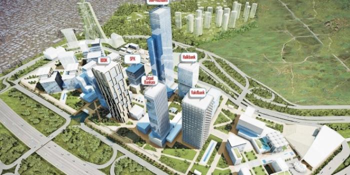 Dubai finans merkezi