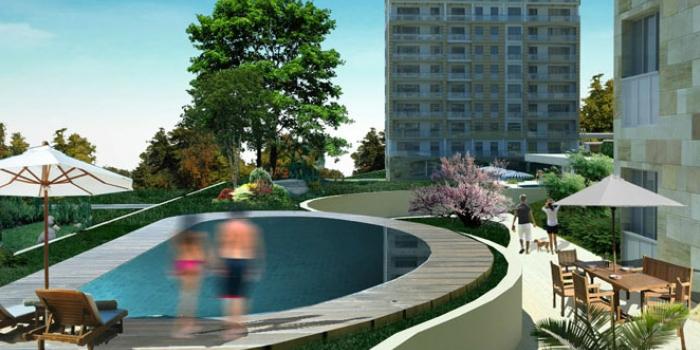 Kayacity Residence'ta 415 bin TL'ye 4+1 daire!