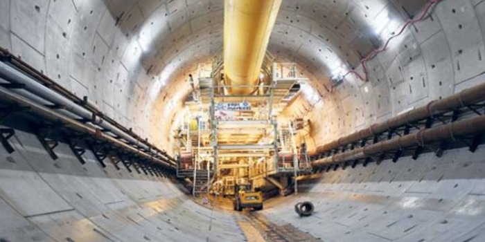 Avrasya Tüneli'nde 2016 hedefi