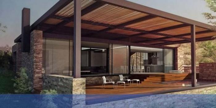 Gümüş Su Villaları fiyatları 1 milyon 250 bin dolardan başlıyor