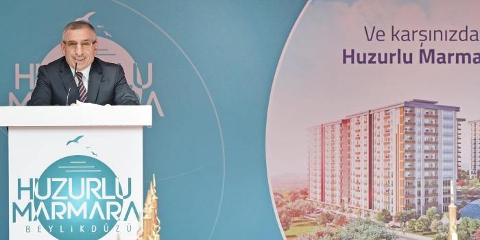 Huzurlu Marmara'nın yüzde 67'si satıldı