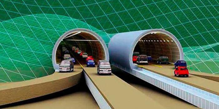 İstanbul'un yeni karayolu tünelleri!