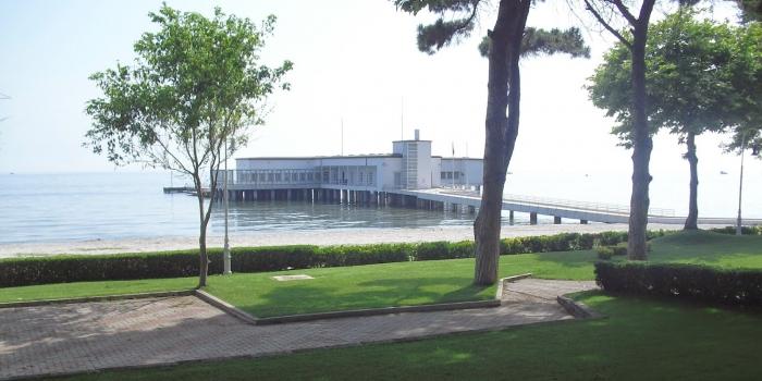 Atatürk deniz köşkü florya