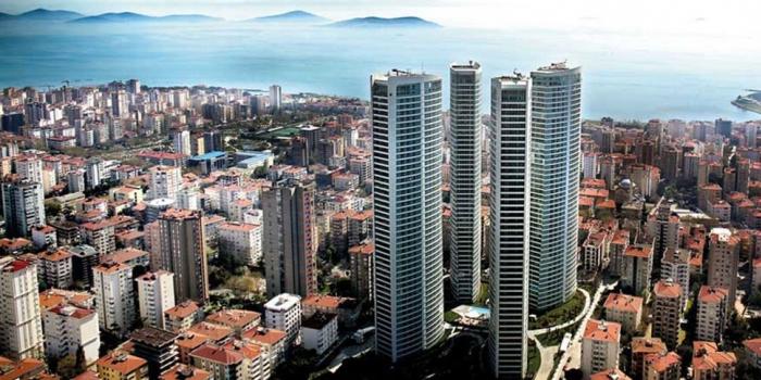 İstanbul markalı konut projeleri