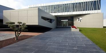 Ofiste yeni nesil yaklaşımın son örneği: Tagegutec Yönetim Binası