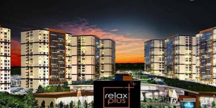Relax Plus Ankara'da teslimler Aralık 2016'da!