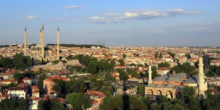 Edirne'de icralık arsa!