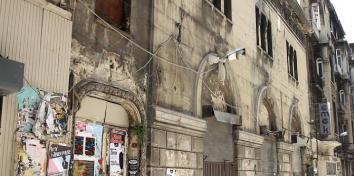 Emek Sineması restorasyonuna karşı iddianame