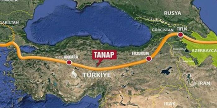 TANAP'ın yeni hattını Punj Lloyd-Limak yapacak