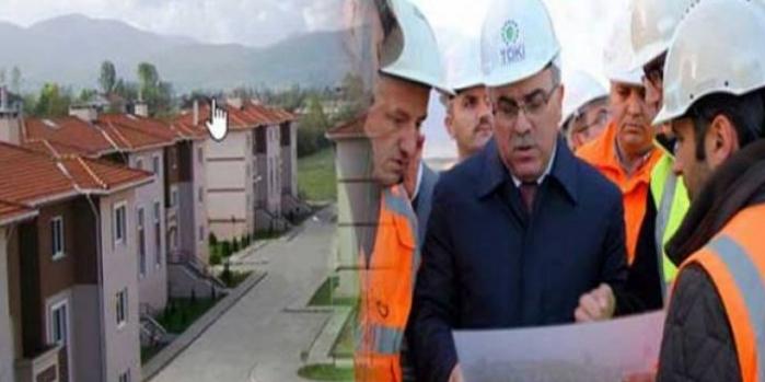TOKİ Soma evleri 2016 bitmeden teslim edilecek