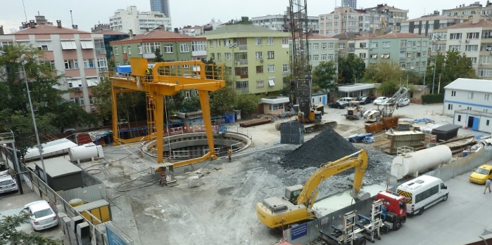 Yargıdan Mecidiyeköy metro durağı AVM'sine ret