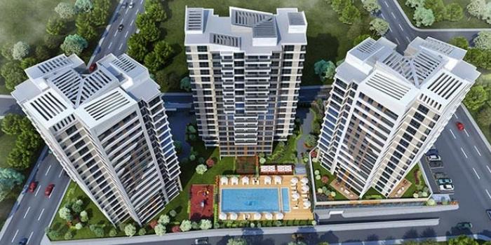 Cordella Kartal daire fiyatları 254 bin TL'den başlıyor