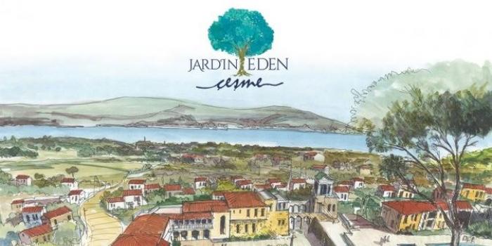 Jardin Eden Çeşme fiyatları 920 bin TL!