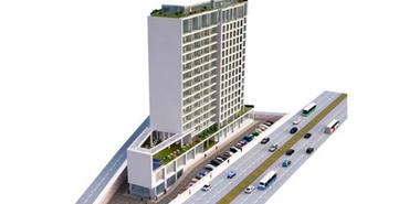 Ofton İnşaat Merter otel projesi!