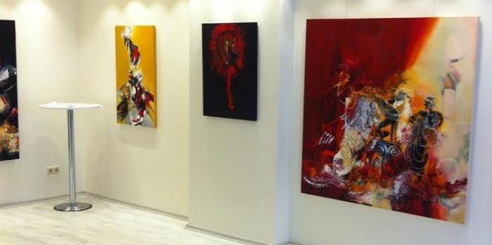 Residence dekorasyonunun yeni trendi: Orijinal tablolar