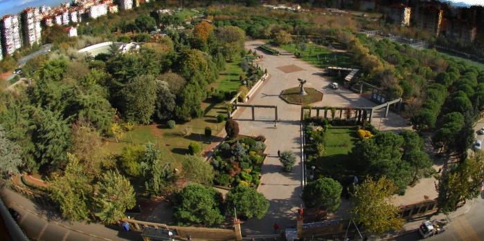 Kadıköy'ün üç büyük parkı, metro istasyonuna dönüşüyor