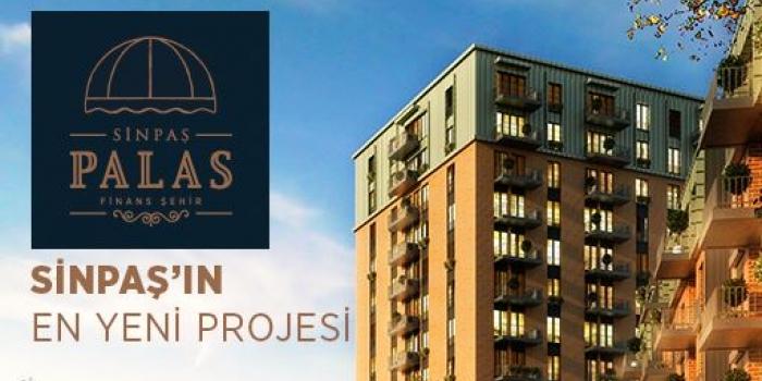 Sinpaş Palas Finans Şehir Projesi!