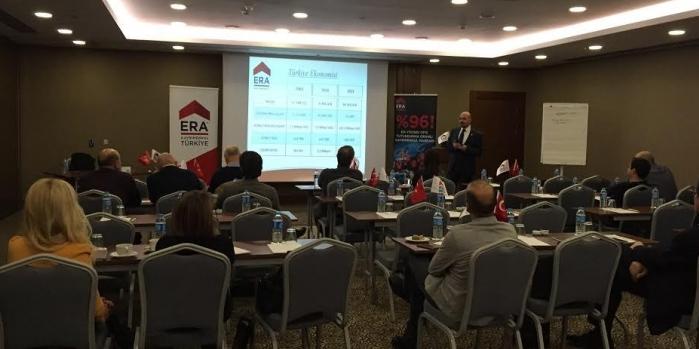ERA Türkiye seminerlerine devam ediyor