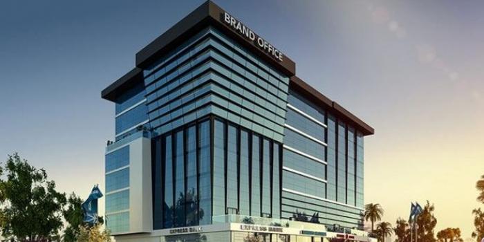 Brand Office Bayraklı fiyatları 450 bin TL!