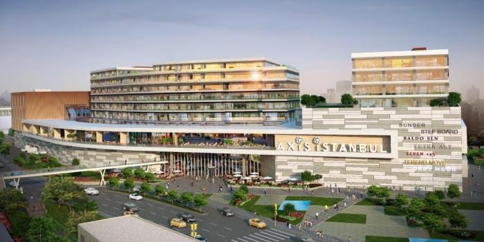 Axis İstanbul'da kira garantili A Plus ofisler