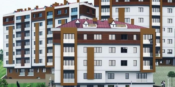 Yeşildağ Sıra Evler Projesi!