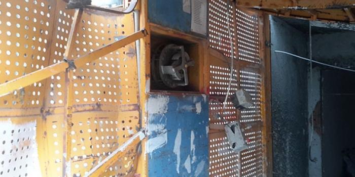 MMO'dan asansör kazası açıklaması