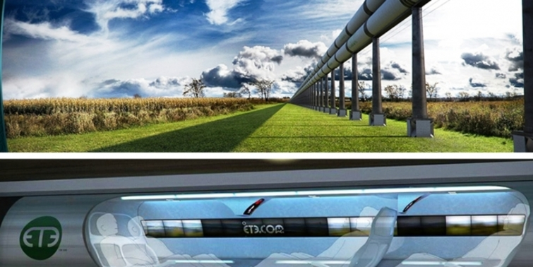 İTÜ'lü öğrencilerden dev proje: Hyperloop