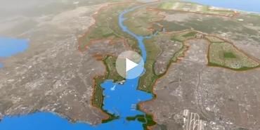 Kanal İstanbul'un güzergahı değişti mi?