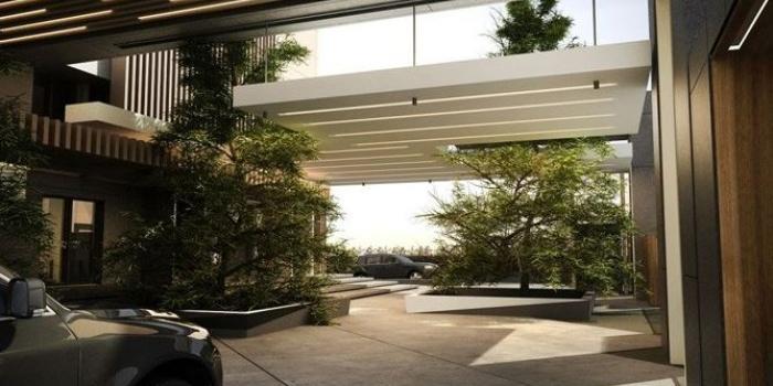 Sazak Rezidans fiyatları 1 milyon 600 bin dolar!